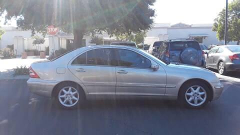 2003 Mercedes-Benz C-Class for sale at Goleta Motors in Goleta CA