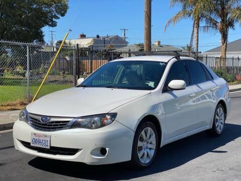 2009 Subaru Impreza for sale at ZaZa Motors in San Leandro CA