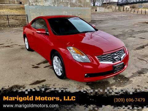 2008 Nissan Altima for sale at Marigold Motors, LLC in Pekin IL