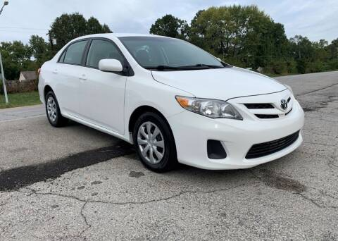 2011 Toyota Corolla for sale at InstaCar LLC in Independence MO