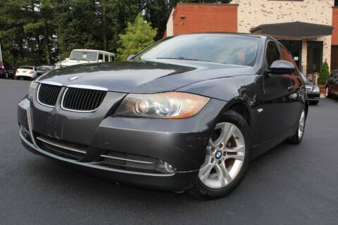 2008 BMW 3 Series for sale at Atlanta Unique Auto Sales in Norcross GA