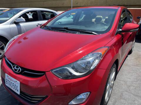 2013 Hyundai Elantra for sale at CARZ in San Diego CA