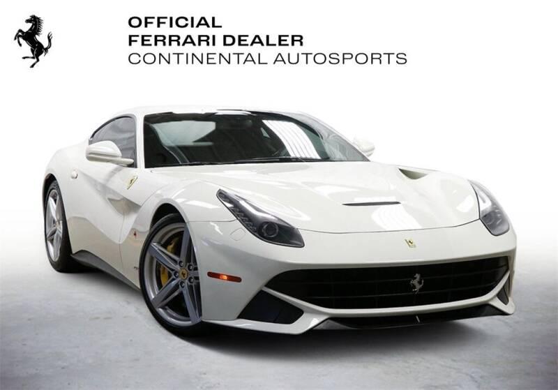 2015 Ferrari F12berlinetta for sale in Hinsdale, IL