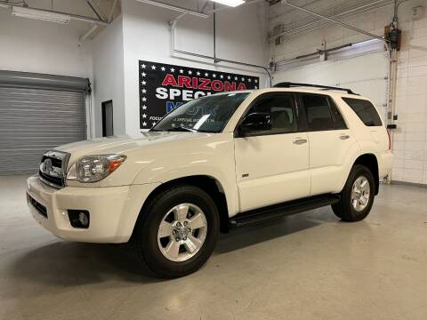 2007 Toyota 4Runner for sale at Arizona Specialty Motors in Tempe AZ