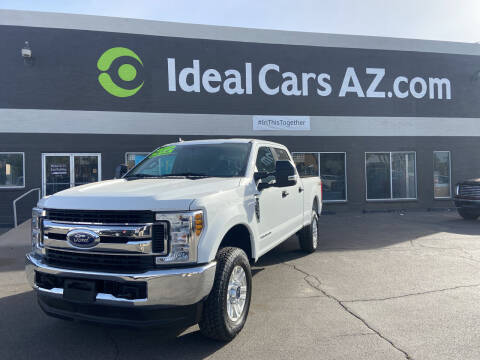 2019 Ford F-250 Super Duty for sale at Ideal Cars in Mesa AZ