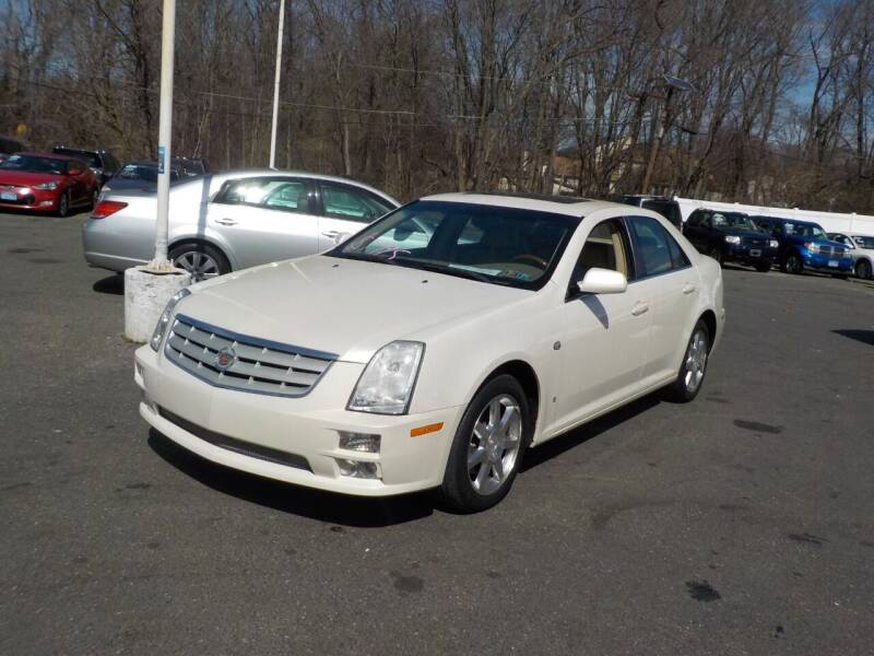 2007 Cadillac STS for sale at United Auto Land in Woodbury NJ