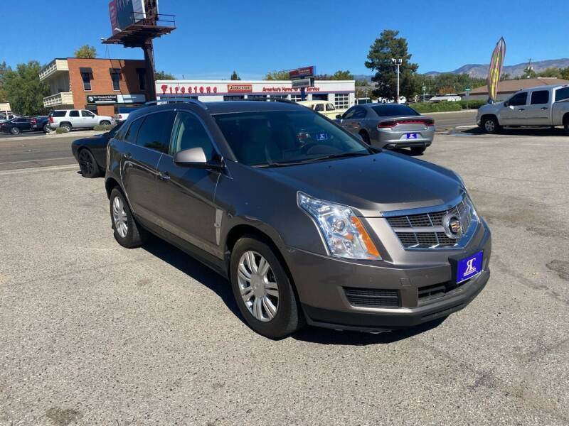 2012 Cadillac SRX for sale at Right Choice Auto in Boise ID