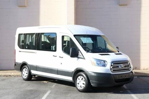 2017 Ford Transit Passenger for sale at El Patron Trucks in Norcross GA