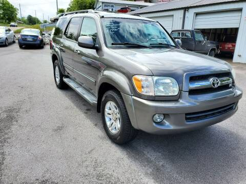 2005 Toyota Sequoia for sale at DISCOUNT AUTO SALES in Johnson City TN