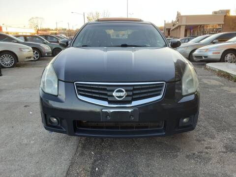 2008 Nissan Maxima for sale at Fredericksburg Auto Finance Inc. in Fredericksburg VA