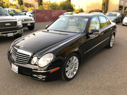 2008 Mercedes-Benz E-Class for sale at C. H. Auto Sales in Citrus Heights CA