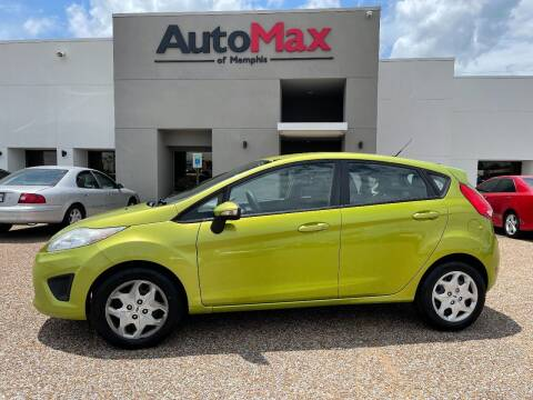 2013 Ford Fiesta for sale at AutoMax of Memphis - V Brothers in Memphis TN