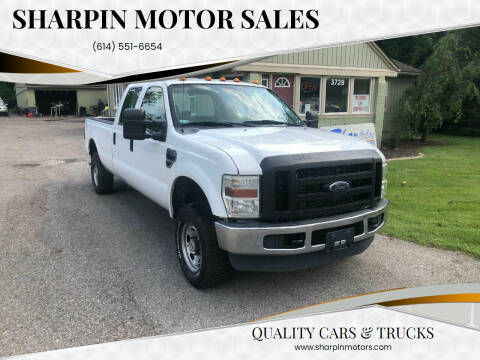 2010 Ford F-250 Super Duty for sale at Sharpin Motor Sales in Columbus OH