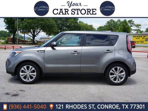 2015 Kia Soul for sale at Your Car Store in Conroe TX