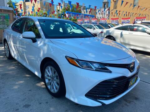 2019 Toyota Camry for sale at Elite Automall Inc in Ridgewood NY