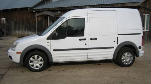 2012 Ford Transit Connect for sale at Spear Auto Sales in Wadena MN