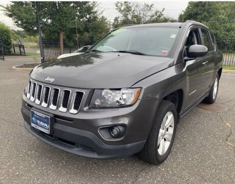 2016 Jeep Compass for sale at Primary Motors Inc in Commack NY