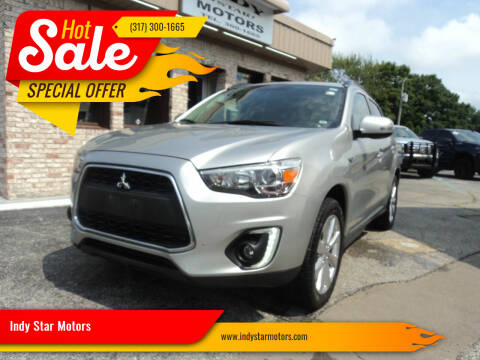 2015 Mitsubishi Outlander Sport for sale at Indy Star Motors in Indianapolis IN