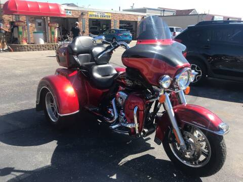 2012 Harley-Davidson TriGlide for sale at Carney Auto Sales in Austin MN