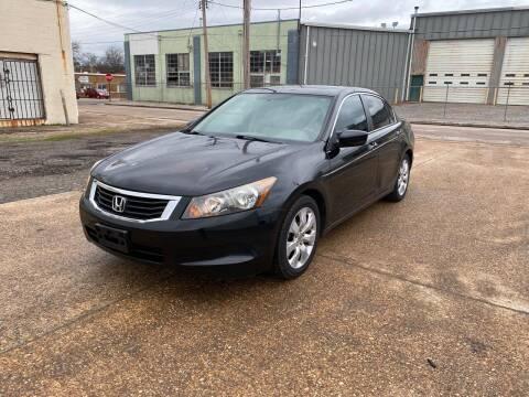 2009 Honda Accord for sale at Memphis Auto Sales in Memphis TN