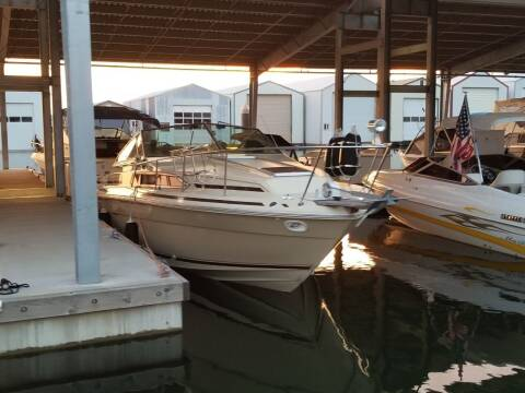 1984 Sea Ray Sundancer for sale at Harding Motor Company in Kennewick WA
