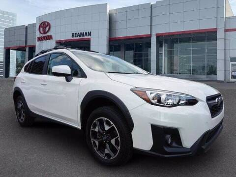 2020 Subaru Crosstrek for sale at BEAMAN TOYOTA in Nashville TN