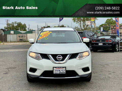 2016 Nissan Rogue for sale at Stark Auto Sales in Modesto CA