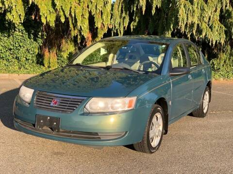 2007 Saturn Ion for sale at Q Motors in Tacoma WA