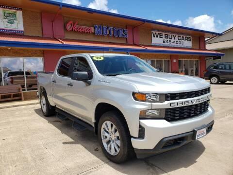 2020 Chevrolet Silverado 1500 for sale at Ohana Motors in Lihue HI