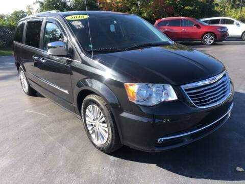 2016 Chrysler Town and Country for sale at Newcombs Auto Sales in Auburn Hills MI