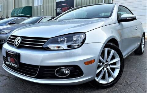 2012 Volkswagen Eos for sale at Haus of Imports in Lemont IL