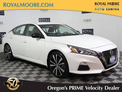 2019 Nissan Altima for sale at Royal Moore Custom Finance in Hillsboro OR