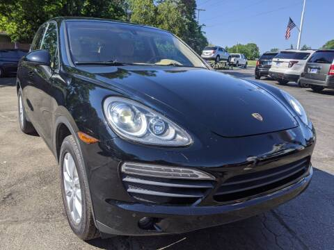 2011 Porsche Cayenne for sale at GREAT DEALS ON WHEELS in Michigan City IN