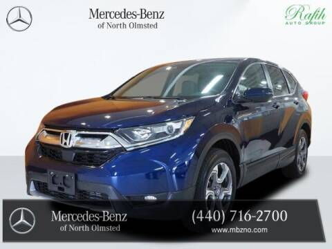 2019 Honda CR-V for sale at Mercedes-Benz of North Olmsted in North Olmstead OH