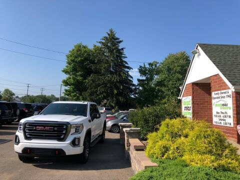 2020 GMC Sierra 1500 for sale at Direct Sales & Leasing in Youngstown OH