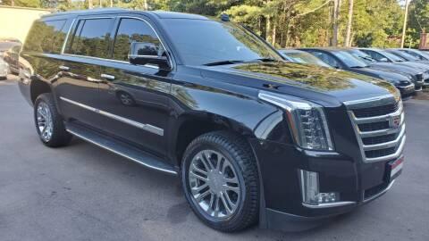 2015 Cadillac Escalade ESV for sale at GA Auto IMPORTS  LLC in Buford GA