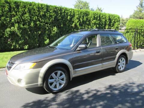 2008 Subaru Outback for sale at Top Notch Motors in Yakima WA