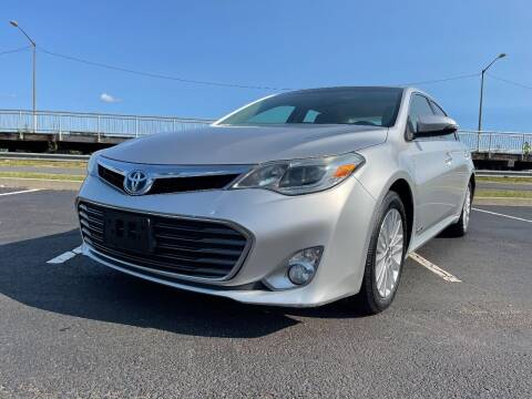 2013 Toyota Avalon Hybrid for sale at US Auto Network in Staten Island NY