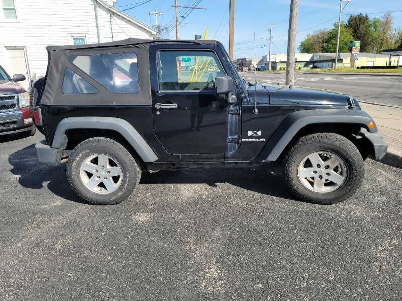 2009 Jeep Wrangler for sale at CRYSTAL MOTORS SALES in Rome NY