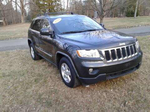 2011 Jeep Grand Cherokee for sale at ELIAS AUTO SALES in Allentown PA