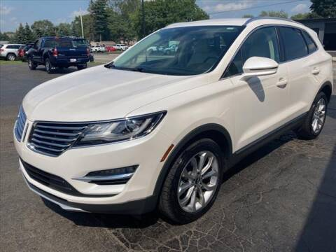 2017 Lincoln MKC for sale at HUFF AUTO GROUP in Jackson MI
