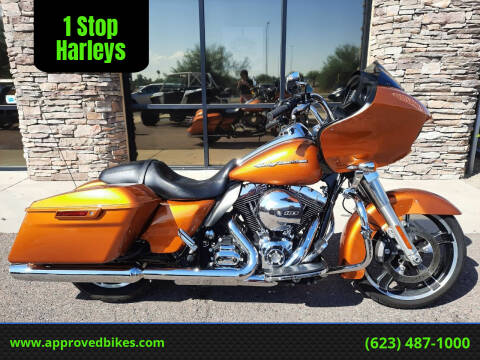 2015 Harley-Davidson Road Glide FLTRX for sale at 1 Stop Harleys in Peoria AZ