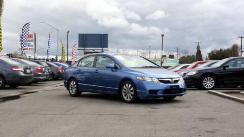 2011 Honda Civic for sale at Westland Auto Sales in Fresno CA