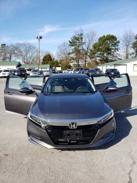 2019 Honda Accord for sale at Morristown Auto Sales in Morristown TN