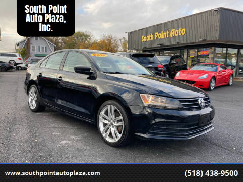 2016 Volkswagen Jetta for sale at South Point Auto Plaza, Inc. in Albany NY