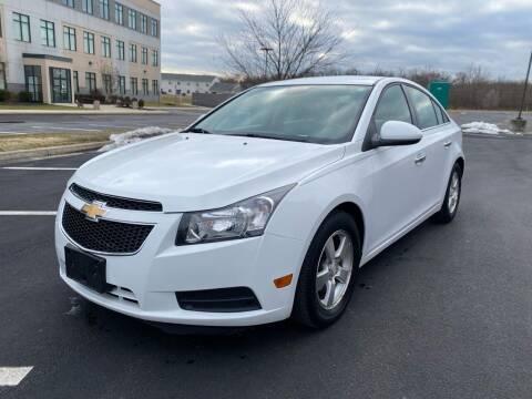 2013 Chevrolet Cruze for sale at PREMIER AUTO SALES in Martinsburg WV