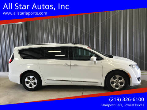 2017 Chrysler Pacifica for sale at All Star Autos, Inc in La Porte IN
