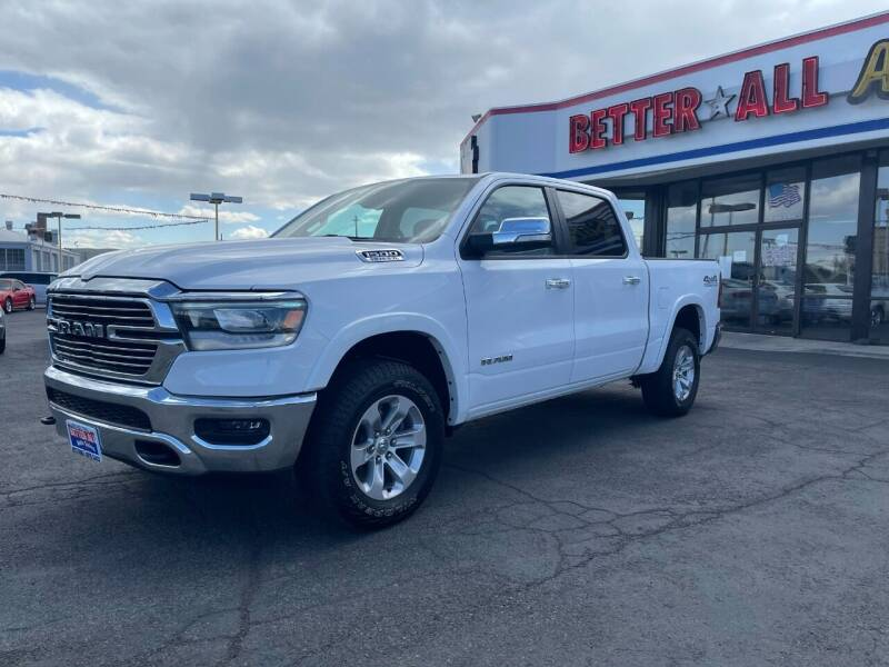 2020 RAM Ram Pickup 1500 for sale at Better All Auto Sales in Yakima WA