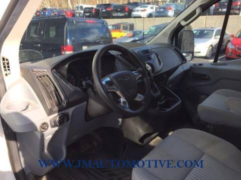 2016 Ford Transit Cargo for sale at J & M Automotive in Naugatuck CT
