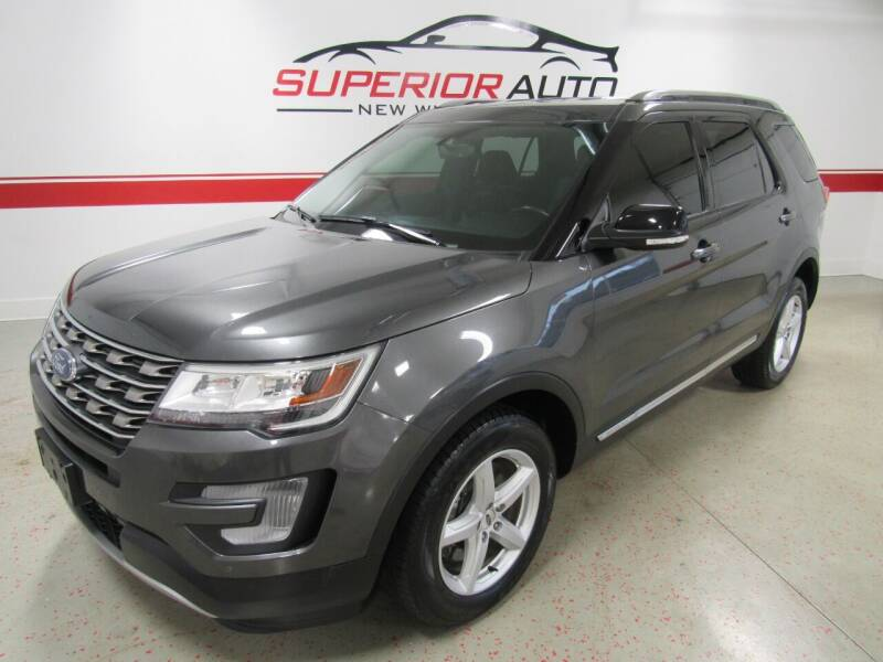 2017 Ford Explorer for sale at Superior Auto Sales in New Windsor NY